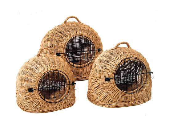 Willow Igloo Cage Basket - 50cm
